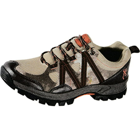 Signature Products Browning Mens Glenwood Trail Shoe A-Tacs Au/Mulch Size 10