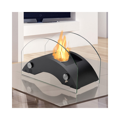 Ignis Products Harbor Ventless Bio-Ethanol Tabletop Fireplace by Ignis