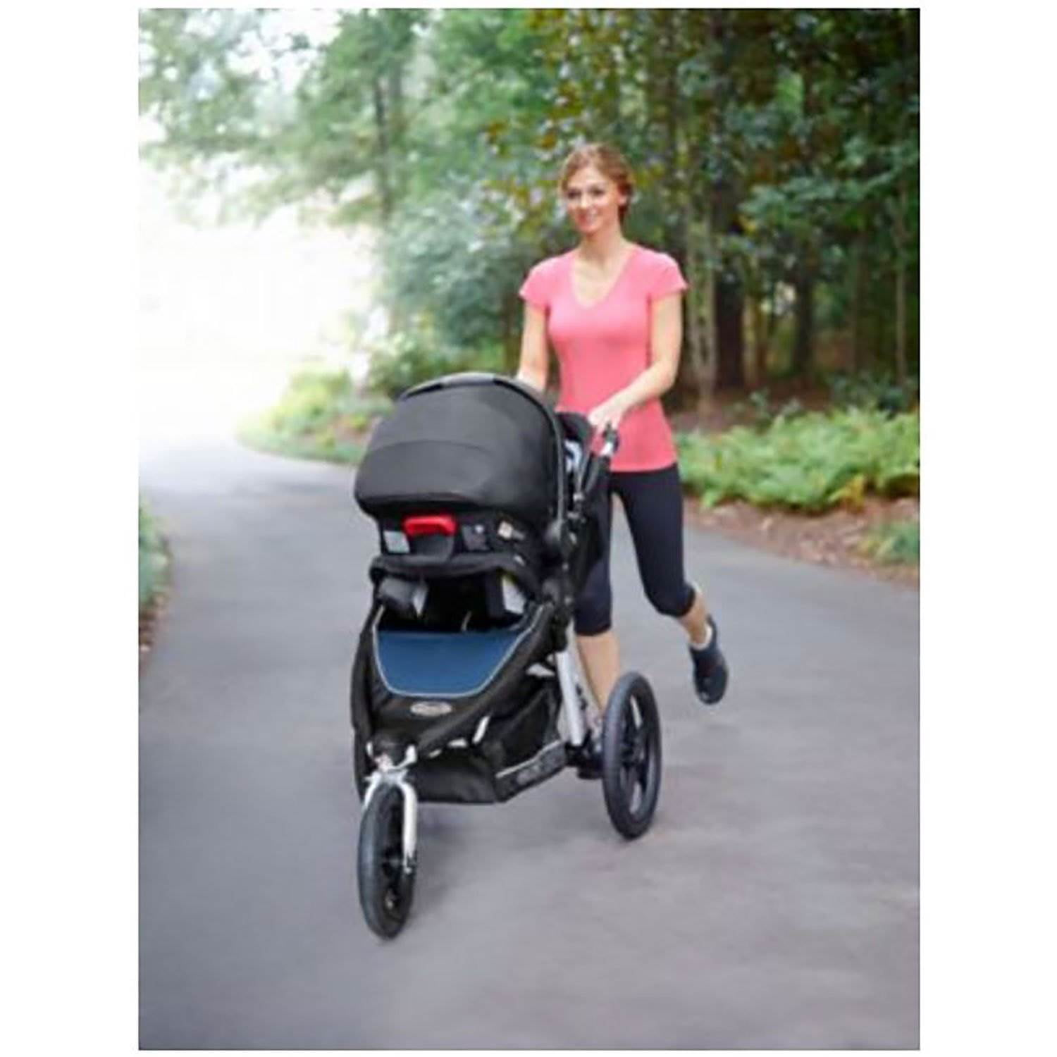 Graco Relay Connect Jogging Stroller Travel System Canada ...