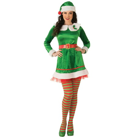 Womens Elf Dress - Elf Outfit Women