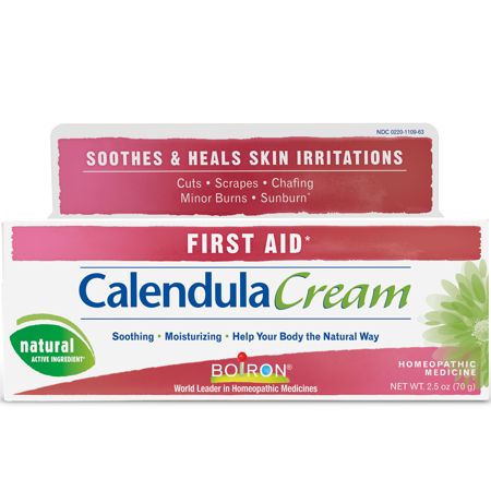Boiron Calendula First Aid Cream, 2.5 Oz
