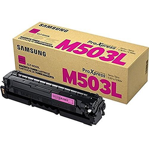 Samsung CLT-M503L Magenta Original Toner Cartridge - 5000...
