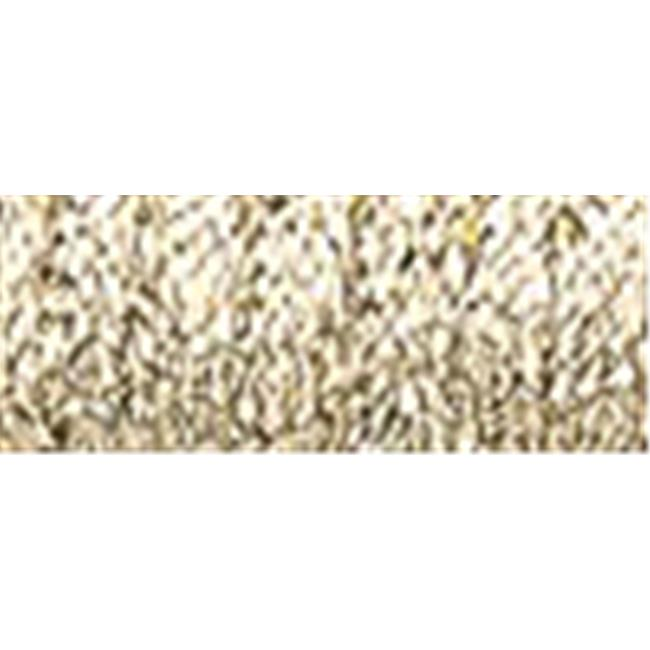Blending Filament 1 Ply 50 Meters -55 Yards-Hi Lustre Gold