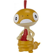 Pokemon Series 3 Basic Scraggy Figure