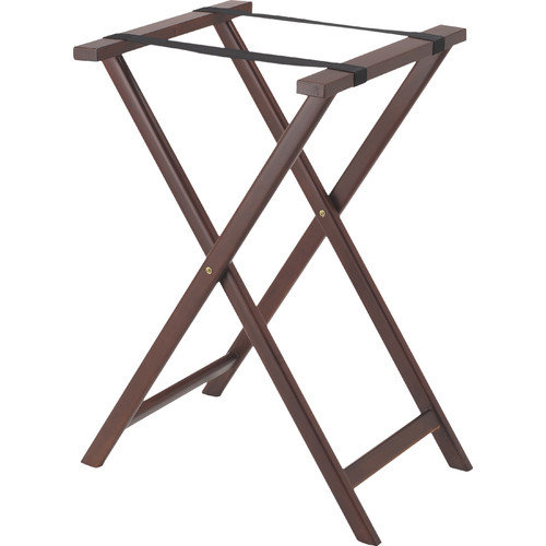 AARCO Wood Tray Stand