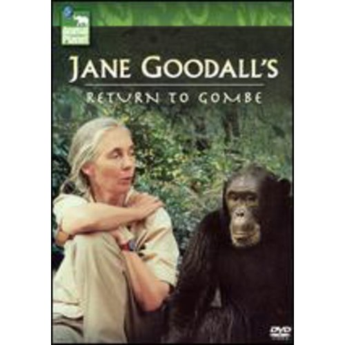 Jane Goodall: Return To Gombe (Widescreen)