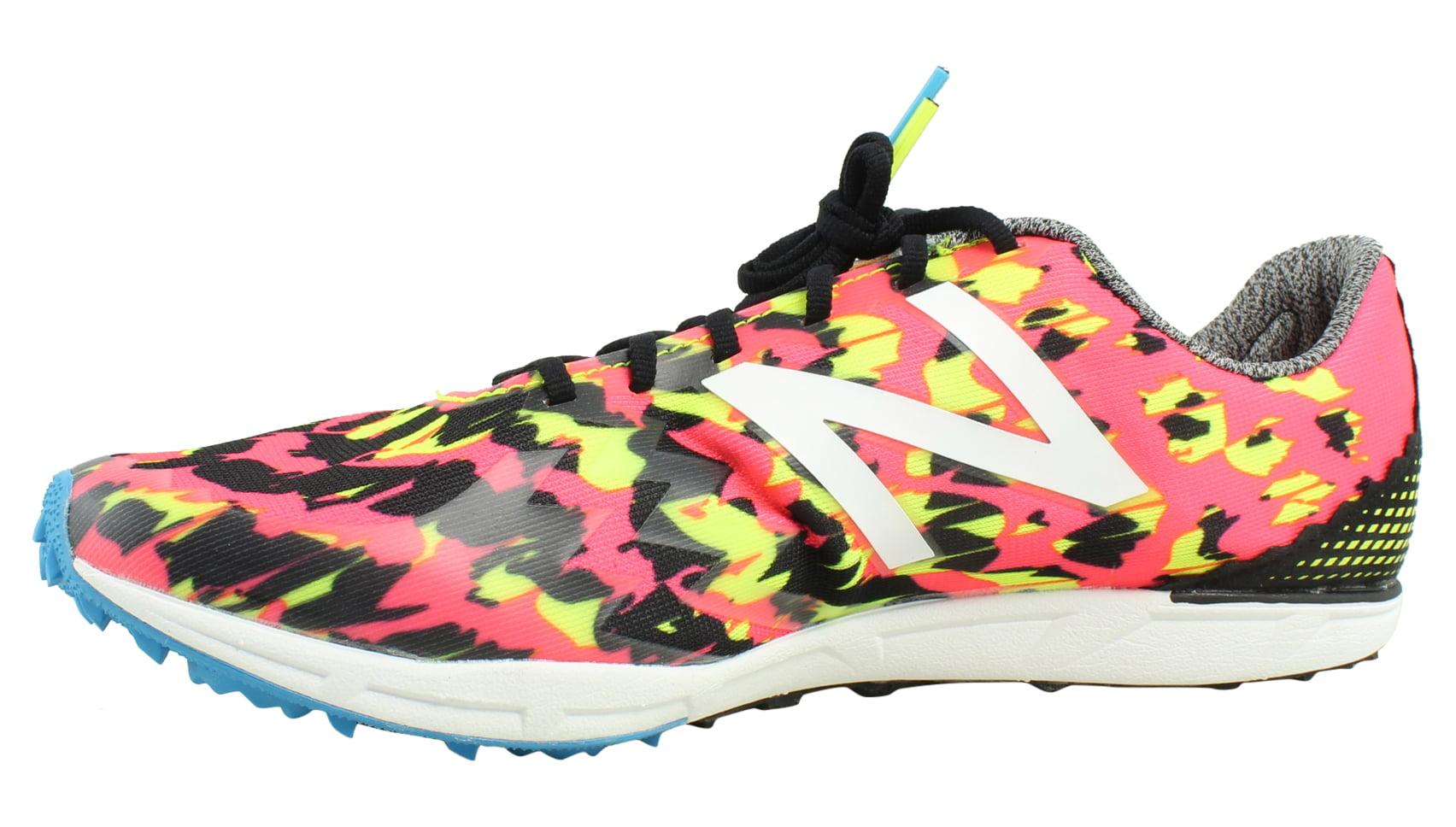 New New Balance Womens Wxcs700v4trackspike-W Pink/Black Running Shoes Size 10
