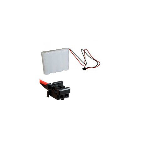 Style I 6V Door Lock Battery For Saflok S7400 12 Replaces Htl5 Fast Usa Ship