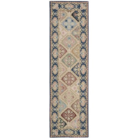 Nourison Country Heritage Collection Runner Area Rug