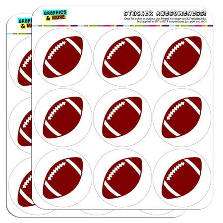 Football Scrapbooking - Football Ball 2