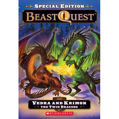 Beast Quest Special Edition #2: Vedra and Krimon the Twin Dragons - (The Reluctant Dragon And Mr Toad Show)
