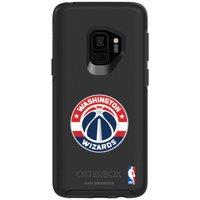 Washington Wizards OtterBox Black Galaxy S9/S9 Plus Symmetry Case