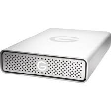 G-Technology G-DRIVE USB 3.0 2TB External 0Hard