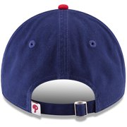 aa401b69b76a1 Philadelphia Phillies New Era Alternate Replica Core Classic 9TWENTY  Adjustable Hat - Royal Red -