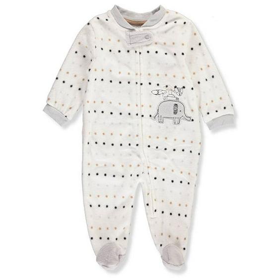 da0f11a7f60d Rene Rofe - Newborn Boy or Girl Unisex Microfleece Blanket Sleeper ...