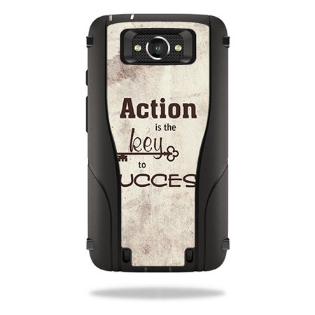 Turbo Key (Skin For OtterBox Defender Motorola Droid Turbo – Key To Success | MightySkins Protective, Durable, and Unique Vinyl Decal wrap cover | Easy To Apply, Remove, and Change Styles | Made in the USA )