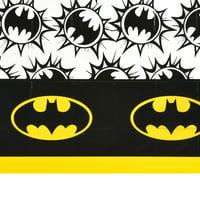 "Batman Plastic Table Cover, 54"" x 96"""