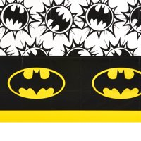 "Batman Plastic Table Cover, 54"" x 96"""