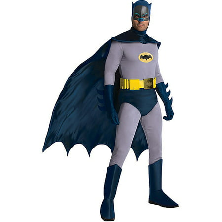 Batman Comic Adult Grand Heritage Halloween Costume (Halloween Comicfest Comics)