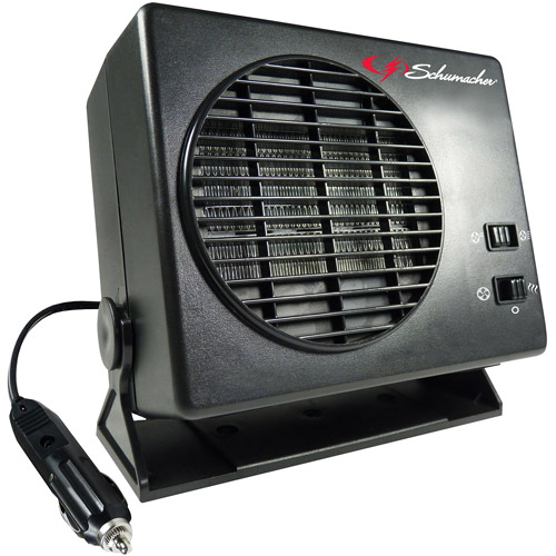 Schumacher Electric 12V Heater and Fan