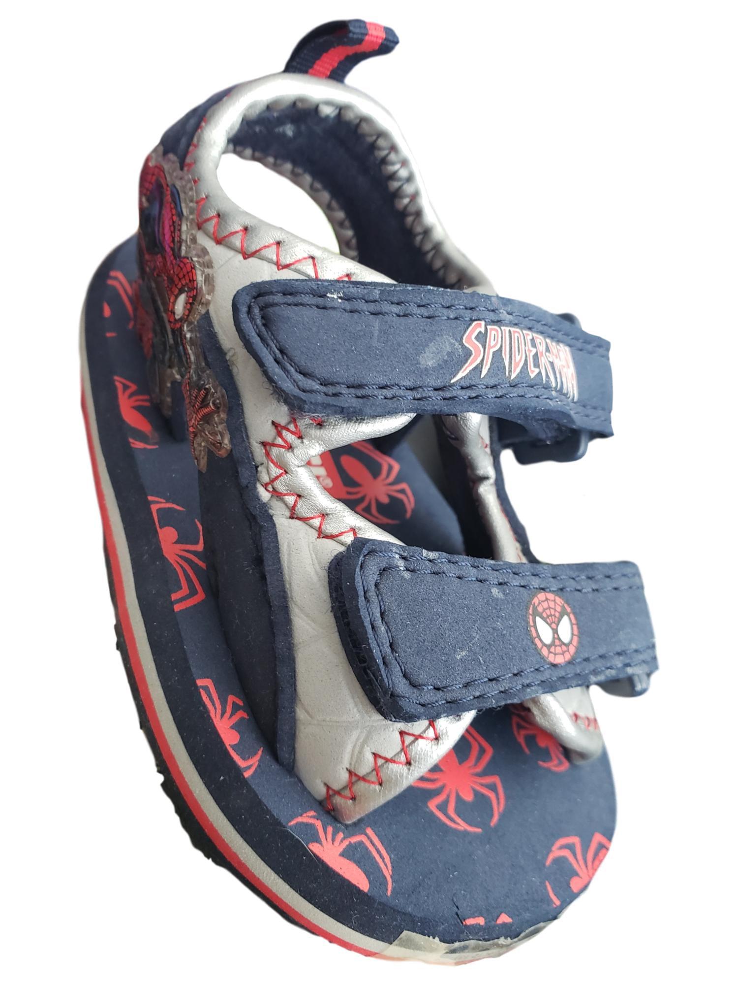 marvel kids shoes