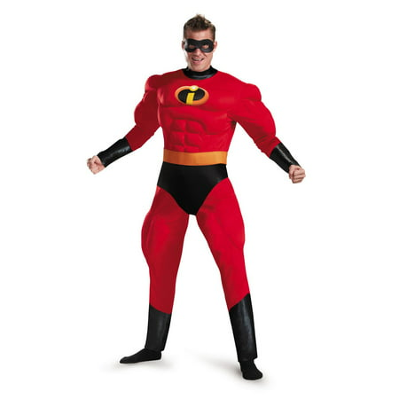 MR INCREDIBLE DLX MUSCLE 50-52