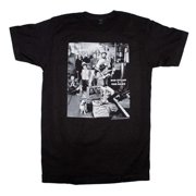 Impact Merchandise IM-BAND05-S The Band Basement Tapes Black T-Shirt, Small