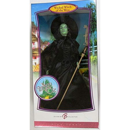 Mattel The Wizard of Oz Wicked Witch of the West Barbie Doll - image 1 de 1