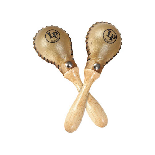 Latin Percussion LP285 Mini Rawhide Maracas