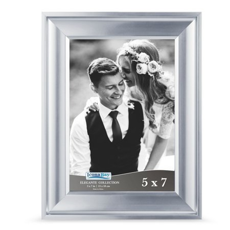 Silver Rim Picture Frame - Icona Bay 5