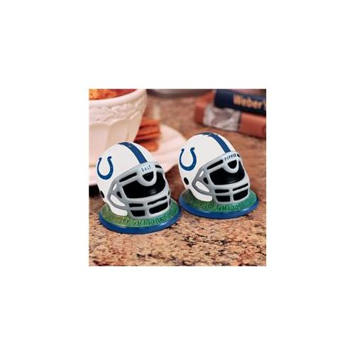 NFL Salt & Pepper Shakers- Indianapolis Colts w/GiftBox