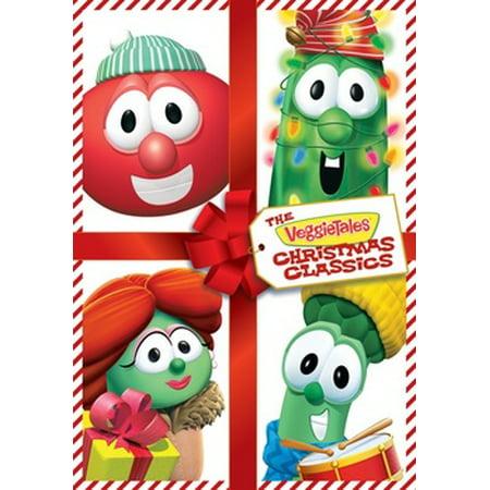 Veggie Tales: Christmas Classics Collection (DVD) (Veggie Tales Halloween)