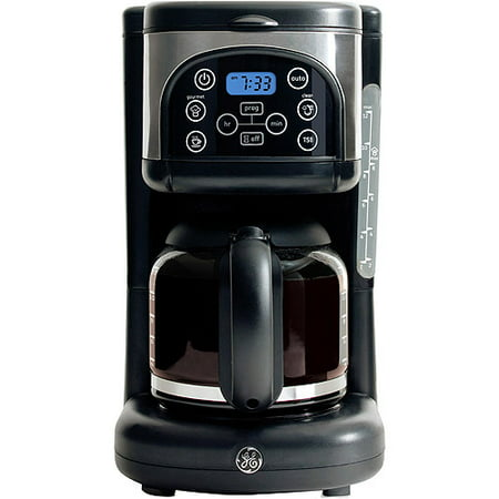 General Electric Coffee Maker 5 Cup : GE 12-Cup Gourmet Coffee Maker - Walmart.com