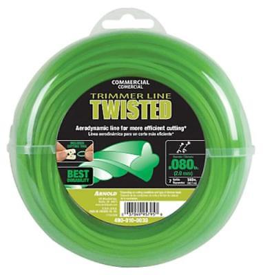 140' x.080 Twisted Trimmer Line Only One