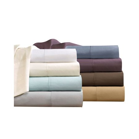 Liquid Cotton Pillowcase Size: Standard, Color: Blue - image 1 of 1