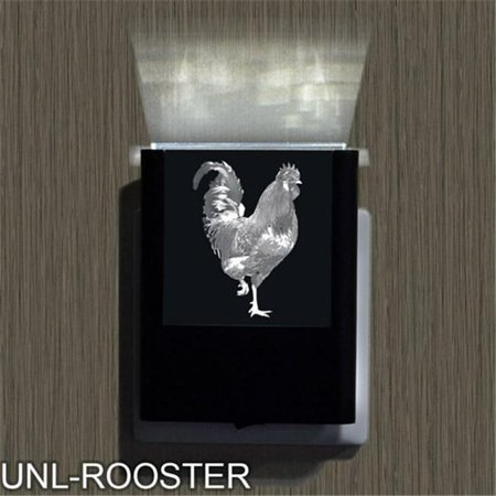 Uniqia UNLG0029 Night Light - Rooster Laser - image 1 of 1