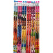 Tinkerbell Fairy Tales Character 12 Wood Pencils Pack