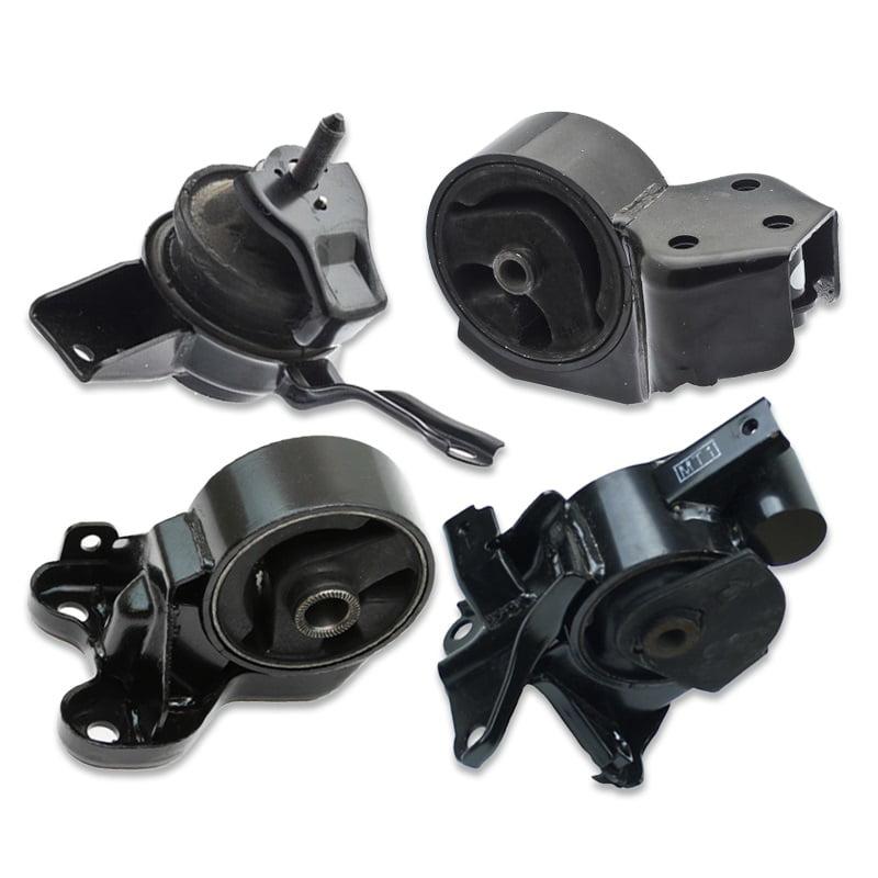 A7139 A7144 A7179 A7115 K1242 Fits 2004-2009 Kia Spectra Spectra5 2.0L MANUAL Motor /& Transmission Mount Set 4pcs