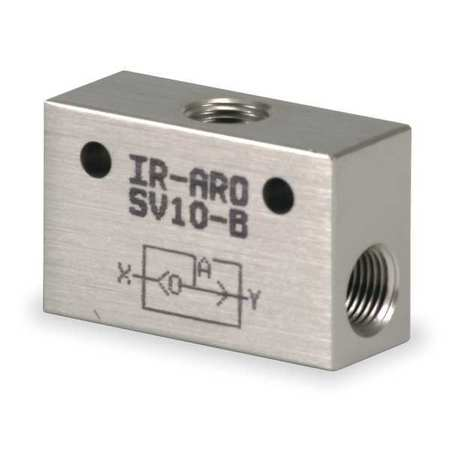 ARO SV20-C Shuttle Valve, 1/4 in NPT