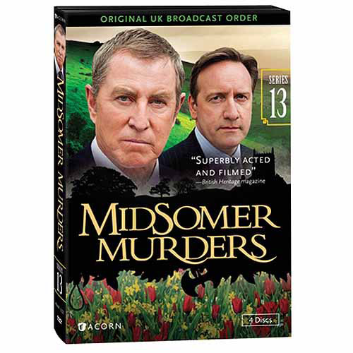 Midsomer Murders: Series 13 (Widescreen)