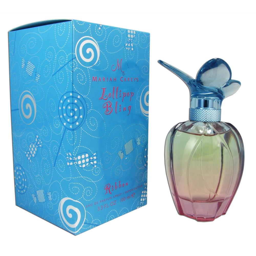 Lollipop Bling Ribbon By Mariah Carey Eau De Parfum For Women 33