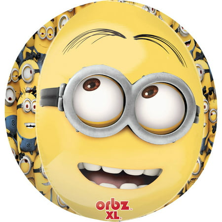 Minion Decoration Ideas (Minions Despicable Me - Minion Jumbo Foil)