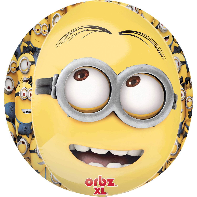 Minions Despicable Me - Minion Jumbo Foil Balloon