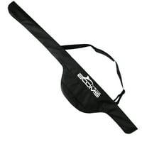 Booms Fishing PB1 Fishing Pole Bag, Portable Waterproof Folding Rod Case