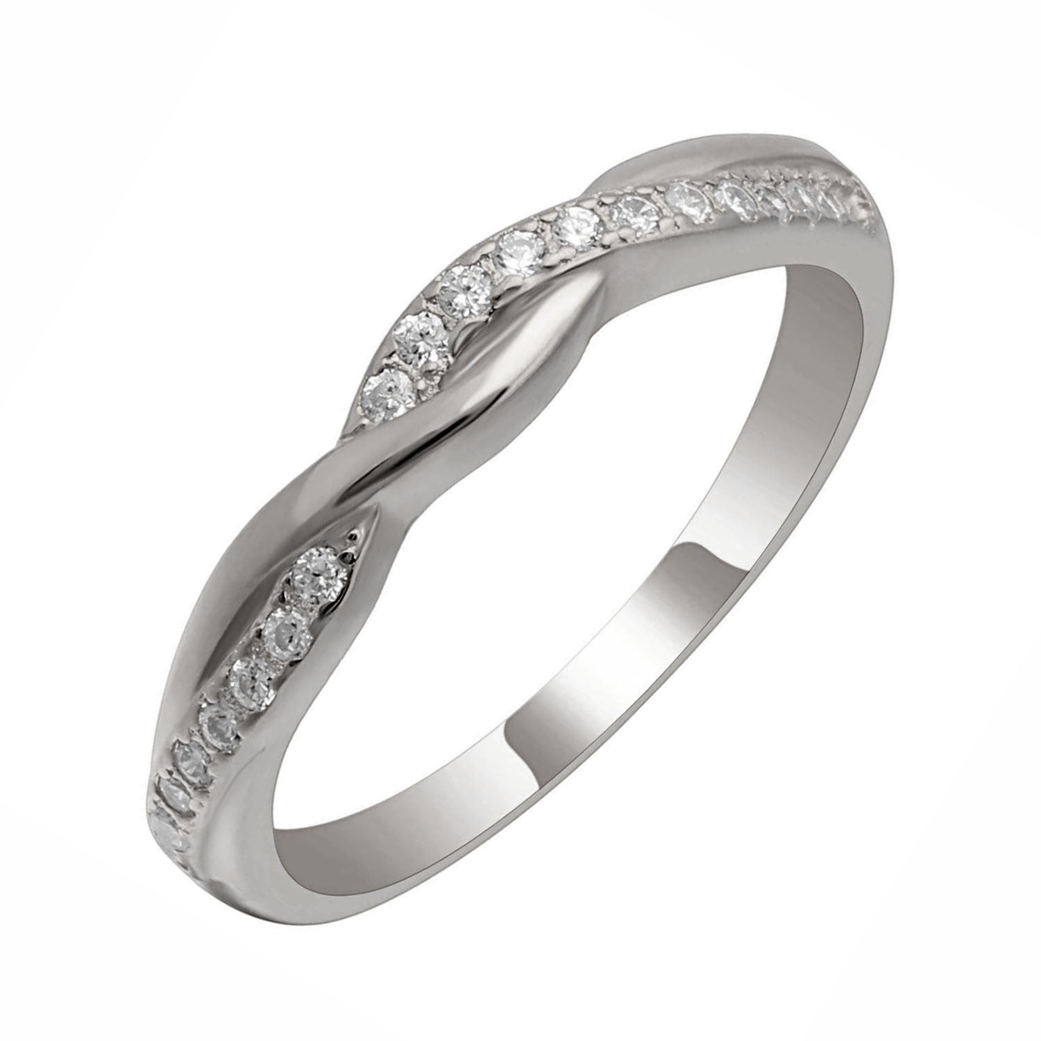 women/'s infinity ring 925 Sterling Silver little silver ring Braid Ring Infinity band for girlfriend Pretty Little Ring Infinity
