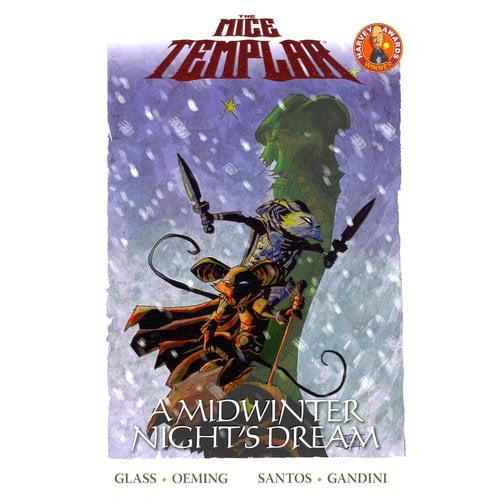 The Mice Templar 3: A Midwinter Night's Dream