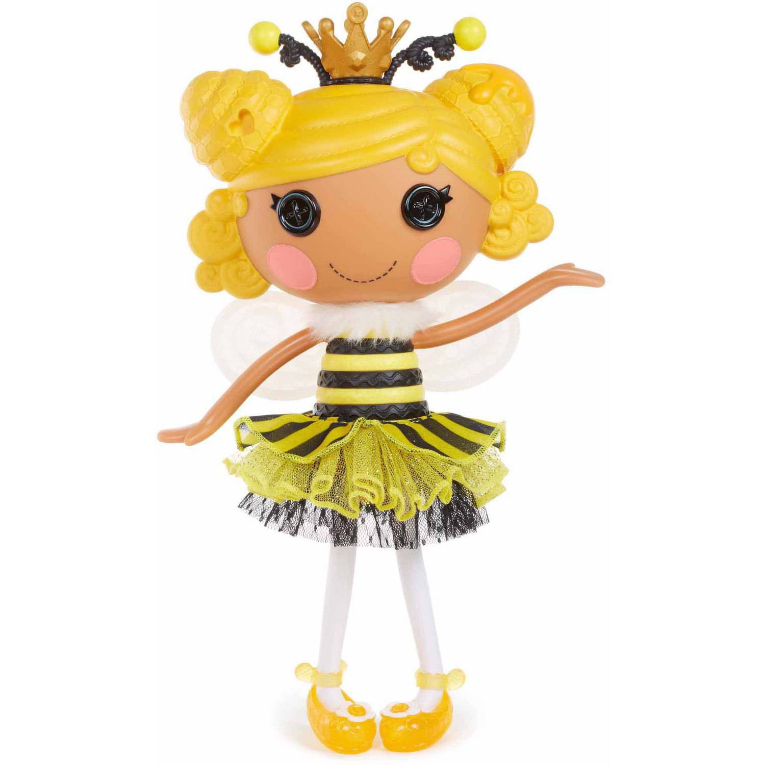 Lalaloopsy Royal T. Honey Stripes Doll