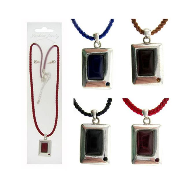 Bulk Buys Necklace and Earring Set - Case of 60