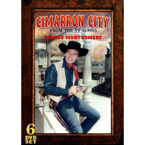 Cimarron City: The Complete Series (Full Frame)