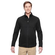 Harriton M745 Men's Task Performance Fleece Full-Zip Jacket